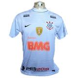 77c45ca711 Camisa Corinthians Timão Nova 2019 Fiel Timão Bordado Barato