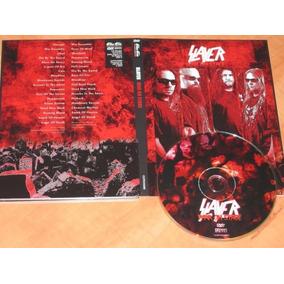 Slayer - Dvd War On Stage - Unholly Alliance - Live Belfort