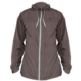 Jaqueta Oakley Windbreaker Patch Jacket Cinza 6c5b2a15e91