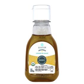 Endulzante De Agave Orgánico Natural 200 Gr