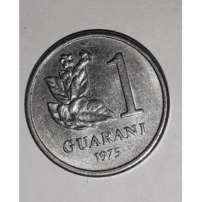 Moeda 1 Guarani 1975 Paraguay