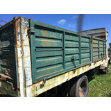 Caja Para Camión ,tipo Cerealera, Usada