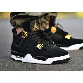 newest 3770b 4590f Zapatos Deportivos Nike Jordan Retro 4 Caballero Y Dama