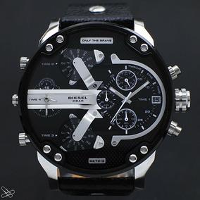 91a1619fbb63 Reloj Diesel Franchise Dz 4207 Negro Hombre - Reloj de Pulsera en ...
