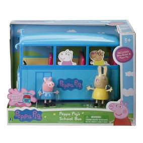 Peppa Pig Autobus Escolar