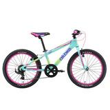 Bicicleta Alubike K20 Girl Rodada 20 Y 7 Velocidades 2019