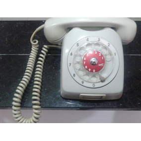 Telefone Antigo Ericsson 1970