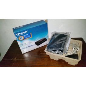Modem Tp-link Adsl2 / Router Tp-link Tl-wdr3500 2x1