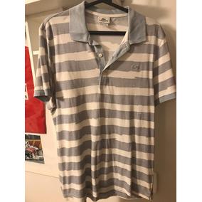 eaded7ad28478 Camisa Listrada 2 Lacoste - Calçados, Roupas e Bolsas no Mercado ...