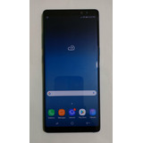 Galaxy Note 8, Sm-n950u, Azul, 6ram, Impecable, Liberado