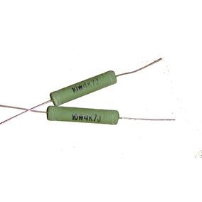 Resistor 4k7 10w -- Frete 10,00