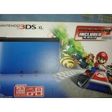 Nintendo Ds 3d Xl + Juego