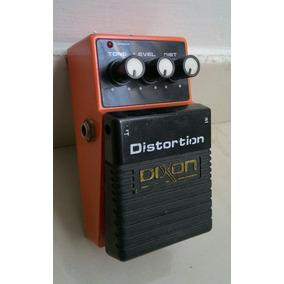 Pedal De Distorsión Dixon (precio Real Bs)