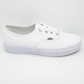 Tenis Vans Authentic Classic Vn-0a2z5il3h White Blanco Piel d7074586189