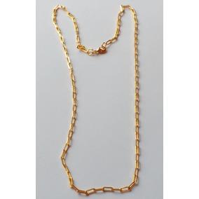 9be921f8453 Corrente Pescoço Ouro 18k Cartier Correntes Aco Pedras - Corrente ...