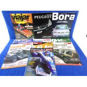 Lote Revista Quatro Rodas(11) N°483,363,452,440,484,485,...