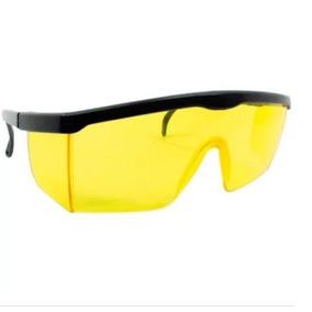32b0fbfc97a9a Óculos De Segurança Imperial Modelo Rj Amarelo - Proteplus