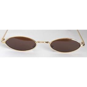 8f3830e0c0182 Oculos De Sol Vintage Marrom - Óculos De Sol no Mercado Livre Brasil