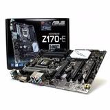 Asus Z170 Pro Gaming/aura S1151/z170/4d4/u3.1s6/dvi/hdmi/atx