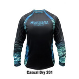 Camisa Monster 3x Casual Dry201- Tam G