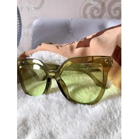 8d4d1cd270a77 óculos De Sol Feminino Quadrado Fendi - Óculos no Mercado Livre Brasil