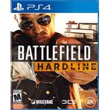 Battlefield Hardline Ps4 Juego Original Fisico Sellado Cd