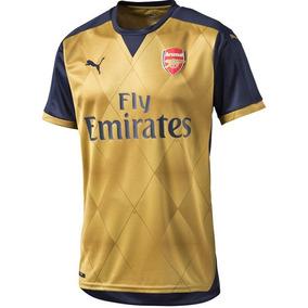 Camiseta De Fútbol Arsenal Altern 15/16 A3