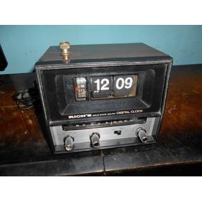 Bonito Radio Reloj Rich