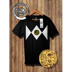 Power Ranger Playera - Ropa a5bc82d00c29f