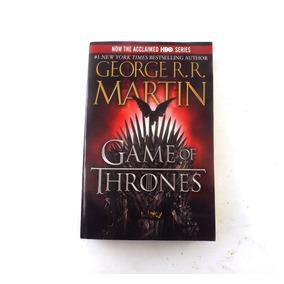 Livro A Guerra Dos Tronos - As Crônicas De Gelo E Fogo B5164