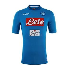 b92326f805268 Camiseta Napoli Kappa Adultos - Camisetas de Clubes Extranjeros en ...