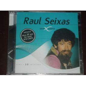 Cd Duplo Raul Seixas Sem Limite 30 Sucessos Lacrado !!!
