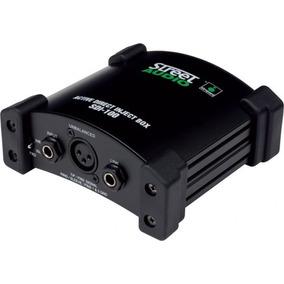 Direct Box Ativo Street Audio Sdi 100