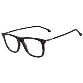 Oculos De Grau Carrera 1107 V 807 17 Preto E Branco - Óculos no ... 28faecb9f9