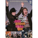 John Lennon At Mike Douglas Show 1972 Dvd Virtual Beatles