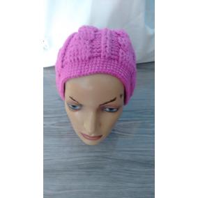 Boina Feminina De Crochê - Boinas para Feminino no Mercado Livre Brasil 224659c2f61