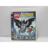 Lego Batman - Ps3 ¡fisico-usado! Sin Manual