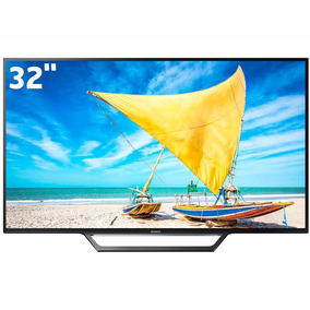 Smart Tv Led 32 Hd Sony Kdl-32w655d X-reality Pro Xr 240