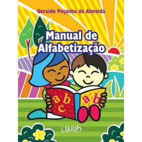Manual De Alfabetizaçao