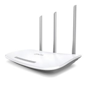 Roteador Wifi Tp-link 300mbps 3 Antenas