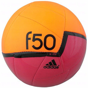 Tb Pelota De Futbol adidas F50 X-ite Soccer Orange Pink 6f5be607d0235