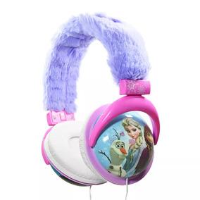 Fone De Ouvido Headphone Frozen Plush Multikids Ph127