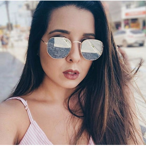 Oculos Redondo De Sol Hipster - Óculos no Mercado Livre Brasil 3f1bc67dfc