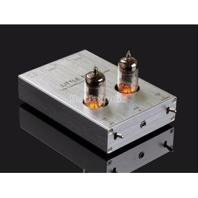 Pré Amplificador Phono Valvulado P/ Toca Discos Riaa
