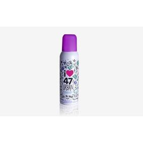 Desodorante Antitranspirante Aerosol 47 Street Urban 140ml