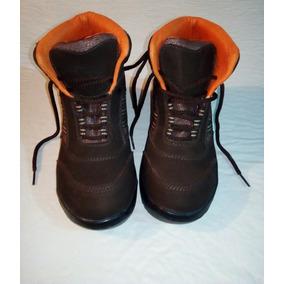Botas De Seguridad Industrial (damas) - Zapatos Mujer Botas en ... 513d5c19b1866