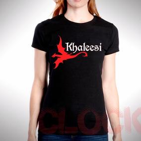 Playera Blusas Khaleesi Game Of Thrones