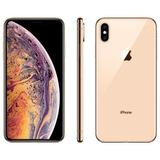 iPhone Xs Max 64gb 1 Ano De Garantia Nota Fiscal Dourado