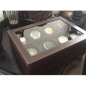 Estuche Para Relojes Rolex, Cartier, Omega, Calvin Klein