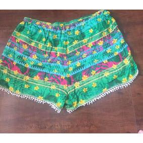 Shorts Leve Verão Tamanho 40